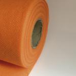 rollo mantel desechable newtex naranja
